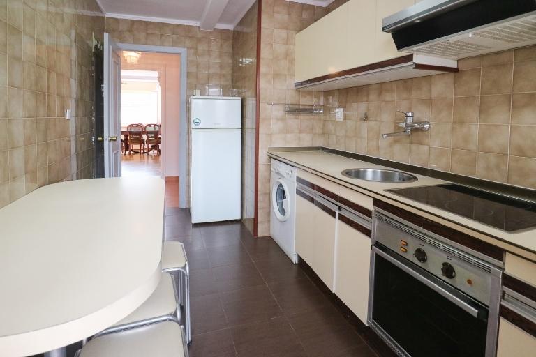 Cocina piso lado Hopsital