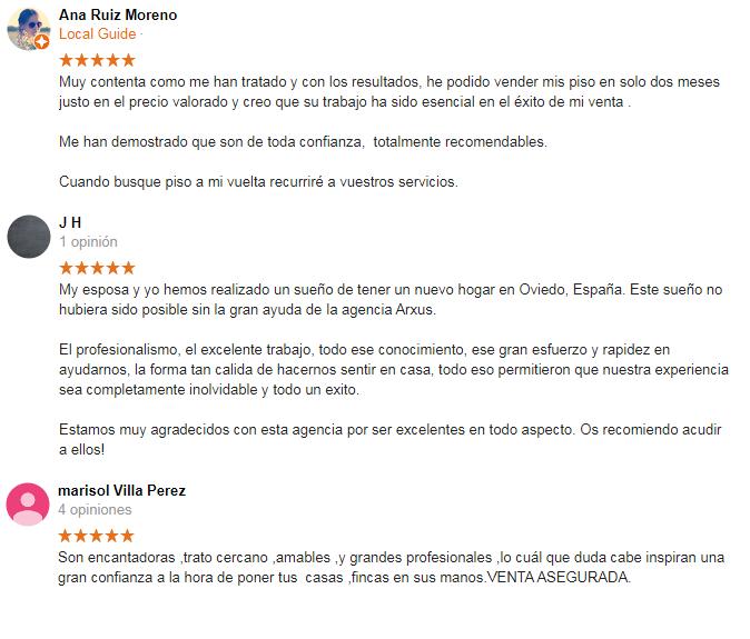mejor agencia Oviedo